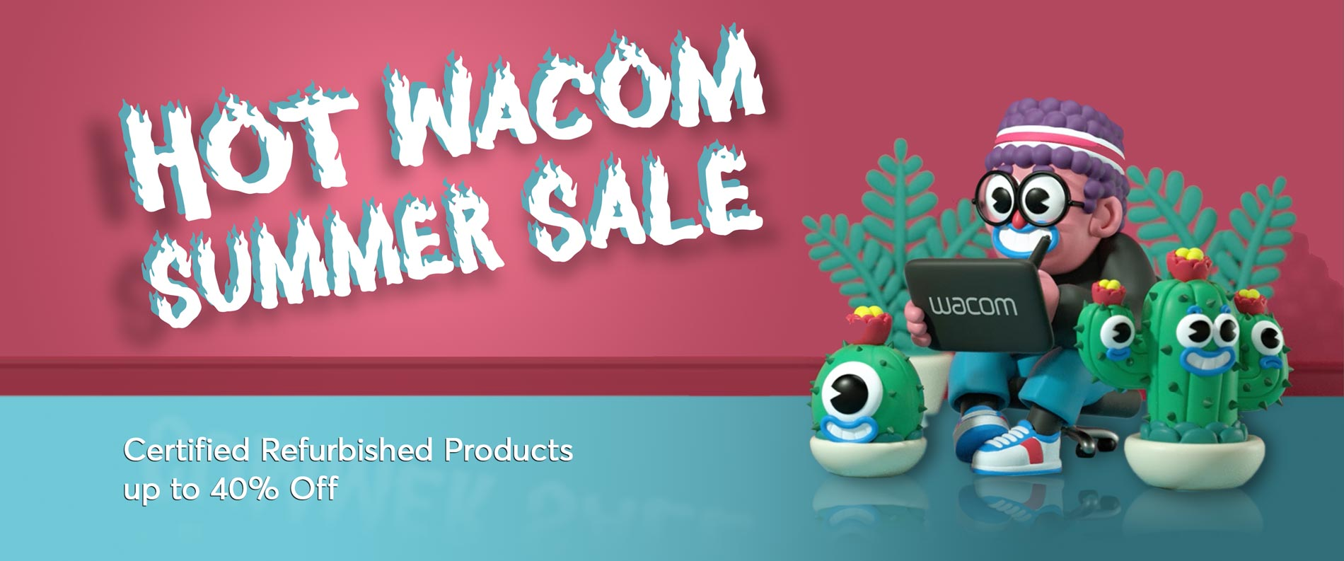 Wacom Refurbished Products sale