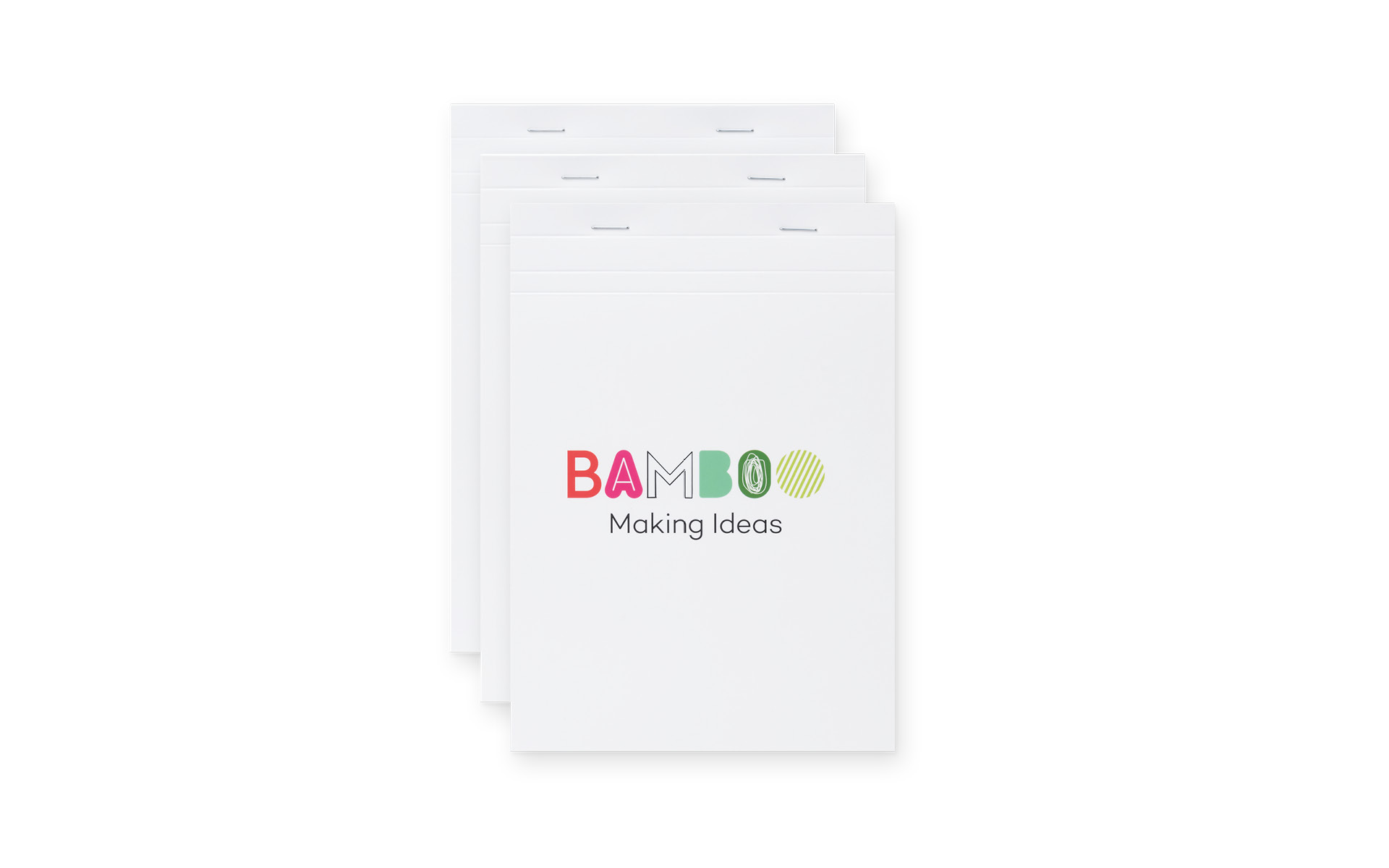 Bamboo Folio / Slate notepads, A5