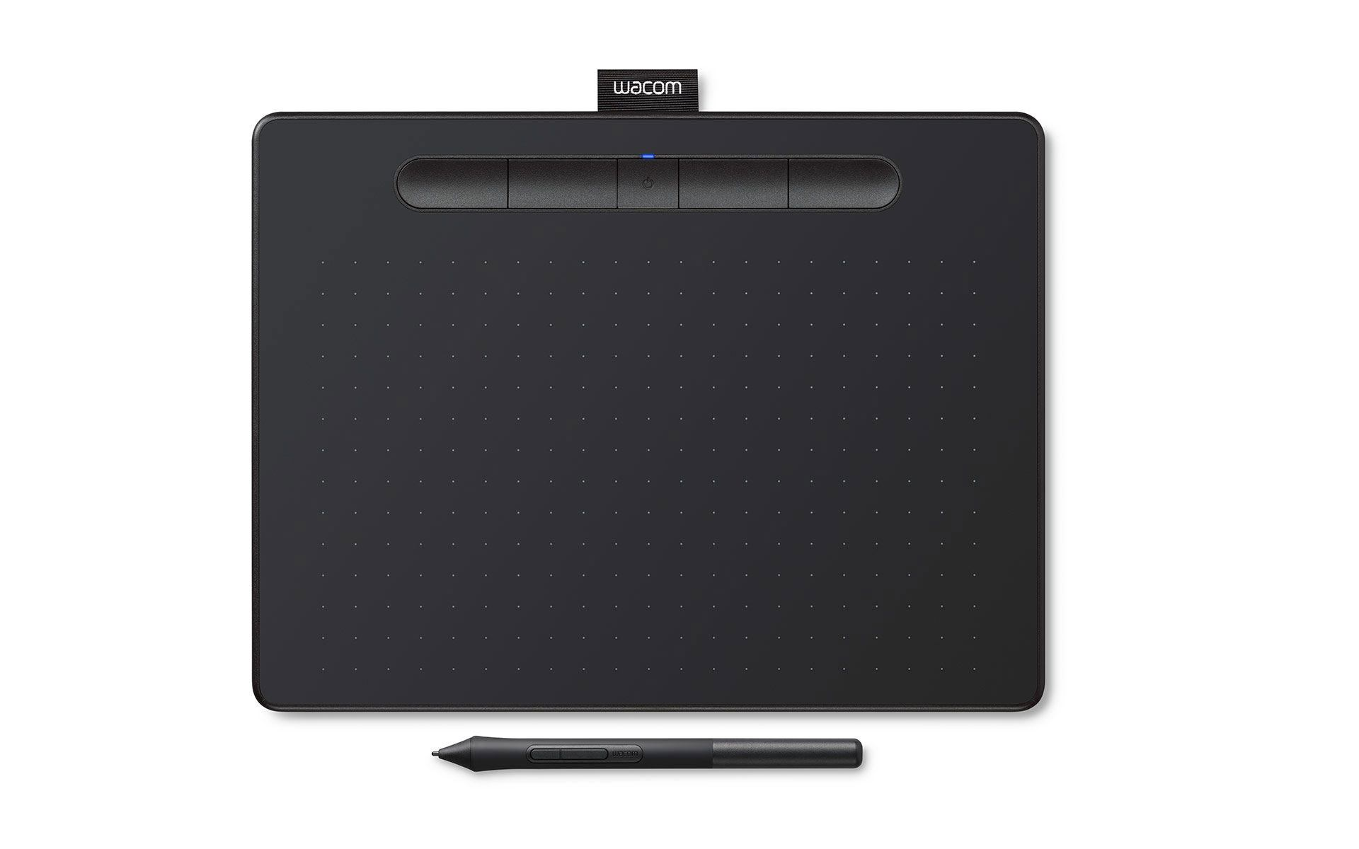 Wacom Intuos medium (M) Bluetooth Black (EN, DE, SV, PL, RU)