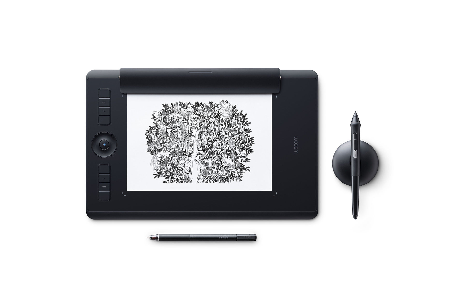Wacom Intuos Pro Paper medium (M), (EN, FR, ES, IT, NL)