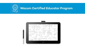 Pen Display Training and Certification Course With Wacom One