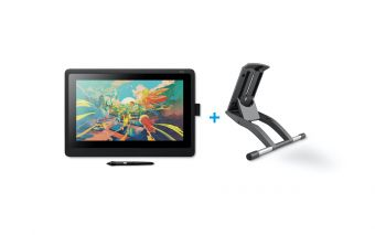 Wacom Cintiq 16 with Adjustable Stand Bundle