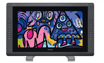 Cintiq 22HD touch pen display, refurbished product