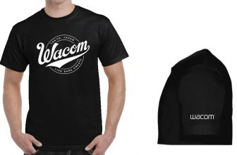 The Classic Limited Edition Wacom Tee