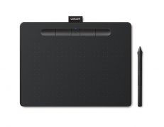 Wacom Intuos Medium with Bluetooth - Black