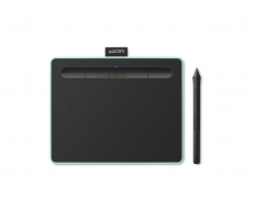 Wacom Intuos Small with Bluetooth - Pistachio