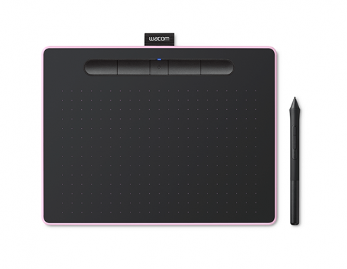 Wacom Intuos Medium with Bluetooth - Berry