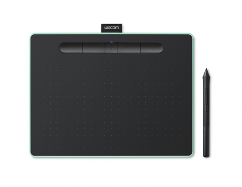 Wacom Intuos Medium with Bluetooth - Pistachio